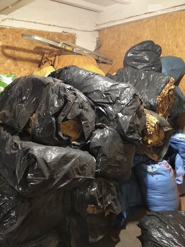 Незаконная сигаретная фабрика в Подкарпатском воеводстве уничтожена, фото-2