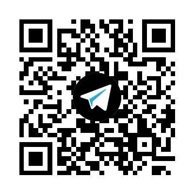 Отсканируйте это QR-код в Telegram-приложении, для подключения к чат-боту